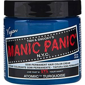 Manic Panic Atomic Turquoise - Classic barva na vlasy tyrkysová