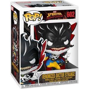 Spider-Man Vinylová figurka č. 602 Maximum Venom - Venomized Doctor Strange Sberatelská postava standard