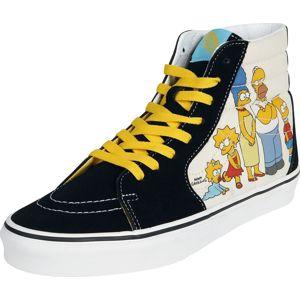 Vans The Simpsons - 1987-2020 SK8-Hi tenisky cerná/bílá