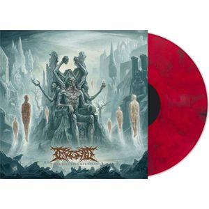 Ingested Where only gods may tread LP standard