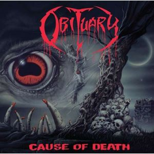 Obituary Cause of death CD standard
