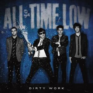 All Time Low Dirty work CD standard