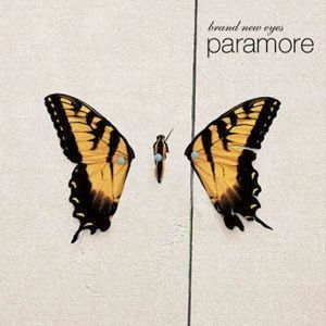Paramore Brand new eyes CD standard
