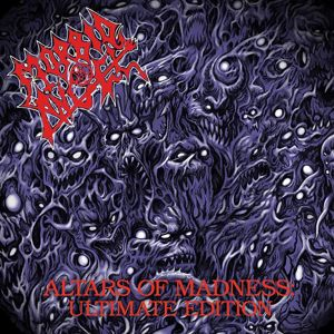 Morbid Angel Altars Of Madness 2-CD standard