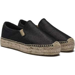 Replay Footwear Lawton plátené boty černá