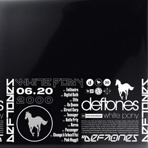Deftones White Pony (20th anniversary) 4-LP standard