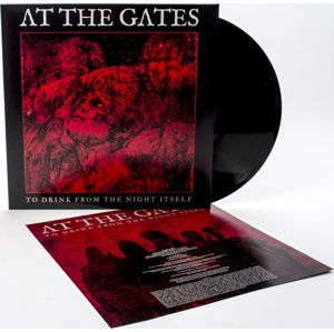 At The Gates To Drink From The Night Itself LP standard
