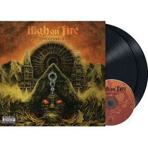 High On Fire Luminiferous 2-LP & CD standard