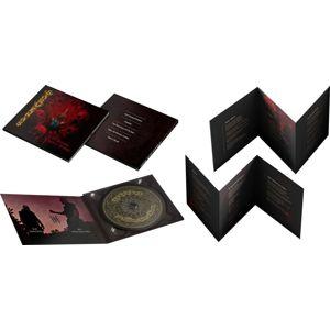 Sarvekas Of atavistic fury and visions EP-CD standard