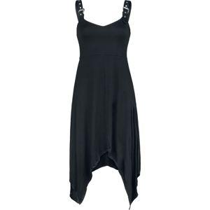 Gothicana by EMP Nadine šaty černá
