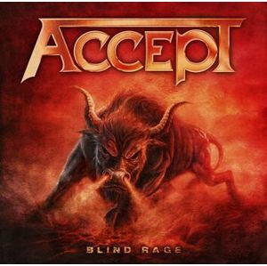 Accept Blind rage CD & DVD standard
