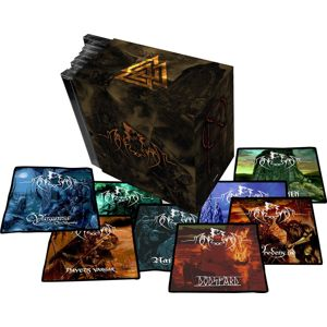 Manegarm Deluxe Edition Box 8-CD standard