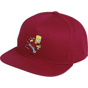 Vans The Simpsons - El Barto kšiltovka červená