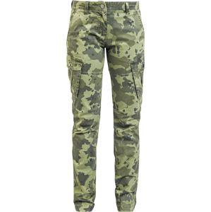 Black Premium by EMP Cargohose mit Camouflage-Muster Dívčí kalhoty maskáčová