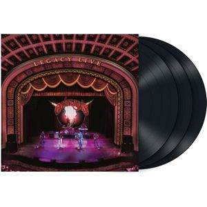 The Outlaws Legacy live 3-LP standard