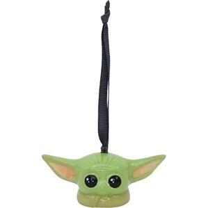 Star Wars The Mandalorian - The Child (Baby Yoda) Vánocní ozdoba - koule vícebarevný