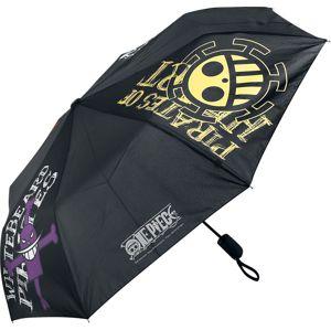 One Piece Pirates Emblems Deštník vícebarevný