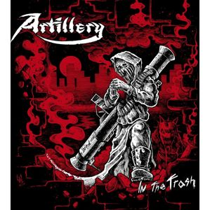 Artillery In the trash CD standard