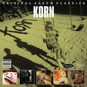Korn Original album classics 5-CD standard