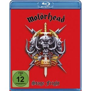 Motörhead Stage fright Blu-Ray Disc standard