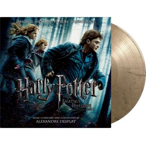 Harry Potter Harry Potter and the deathly hallows part 1 2-LP standard