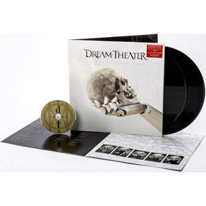 Dream Theater Distance Over Time 2-LP & CD standard