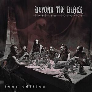 Beyond The Black Lost in forever - Tour Edition CD standard