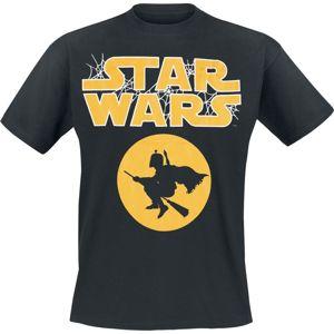 Star Wars tricko černá