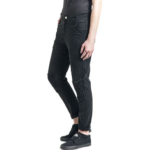 RED by EMP Charlotte Dívčí kalhoty černá