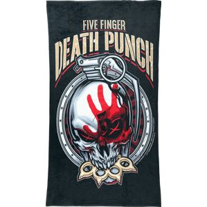 Five Finger Death Punch Knuckle Head osuška standard
