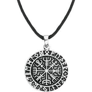 etNox magic and mystic Vikingský kompas Přívěšek s řetízkem standard