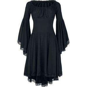 Ocultica Žerzejové šaty šaty černá