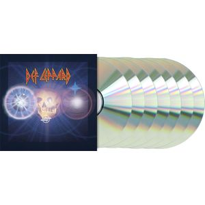 Def Leppard The CD Box Set: Volume two 7-CD standard