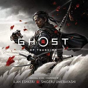 Ghost of Tsushima Music from the video game 2-CD standard