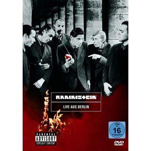 Rammstein Live aus Berlin (Unzensiert Inkl. Bück Dich) DVD standard