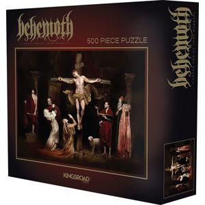 Behemoth Say Your Prayers Puzzle vícebarevný