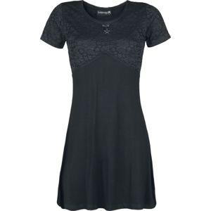 Gothicana by EMP Die Young šaty černá