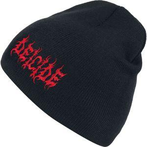 Deicide Logo Beanie čepice černá