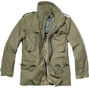 Brandit M65 zimní bunda olivová