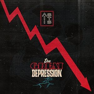 As It Is The great depression CD standard