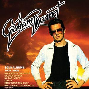 Graham Bonnet Solo Albums 1974-1992 6-CD standard