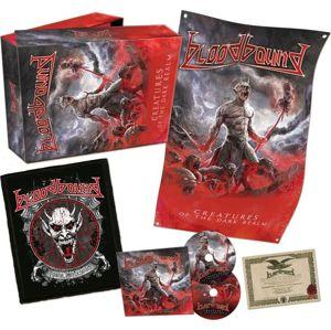 Bloodbound Creatures of the dark realm CD & DVD standard