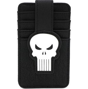 The Punisher Loungefly - Skull Pouzdro na karty standard