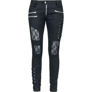 Vixxsin Kalhoty Anoir Kalhoty černá