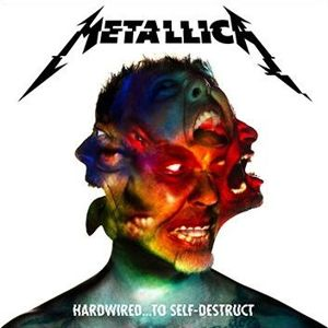 Metallica Hardwired...to self-destruct 2-CD standard