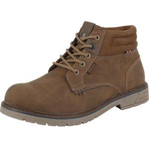Refresh Boot boty světle hnědá