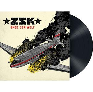 ZSK Ende der Welt LP & CD standard