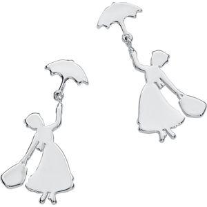 Mary Poppins Disney by Couture Kingdom - Flying sada náušnic stríbrná