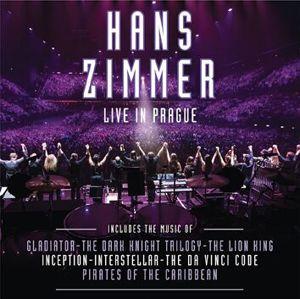 Zimmer, Hans Live in Prague 2-CD standard