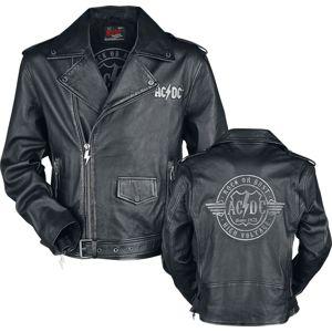 AC/DC EMP Signature Collection kožená bunda černá